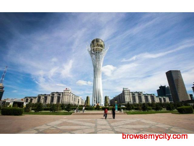 Book Almaty Tour Travel Packages from India - 1/1