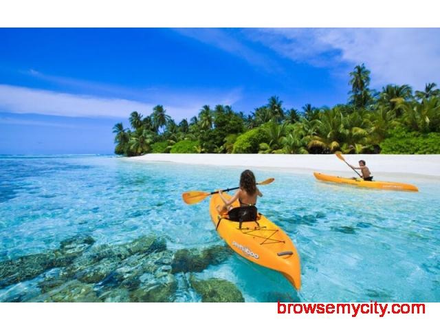 Book Maldives Travel Packages from India - 1/1