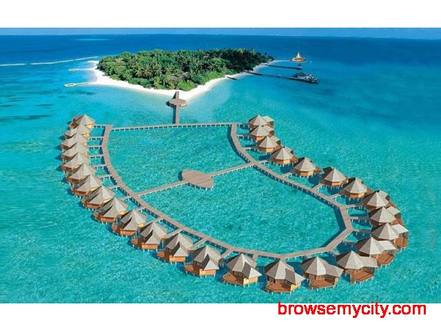 Book Maldives Holiday Packages from India - 1/1