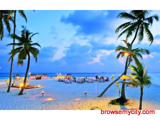 Book Maldives Tour Packages from India - 1/1