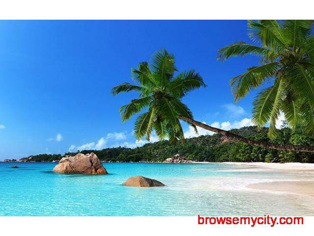 Book Mauritius Holiday Packages from India - 1/1