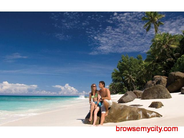 Book Mauritius Travel Packages from India - 1/1