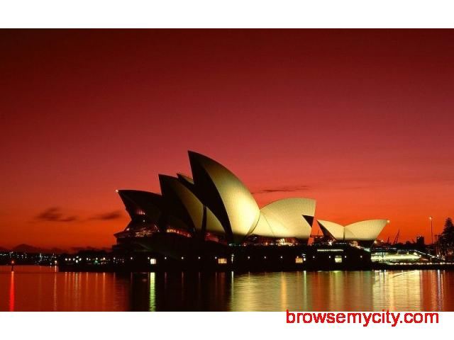 Australia Tour Travel Packages from India - 1/1