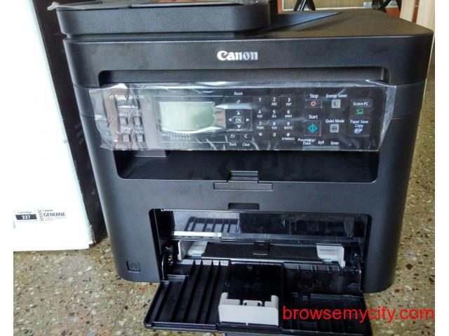 Canon Laser Multi-Function Printer in excellent condition on sale. - 1/6