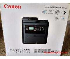 Canon Laser Multi-Function Printer in excellent condition on sale.