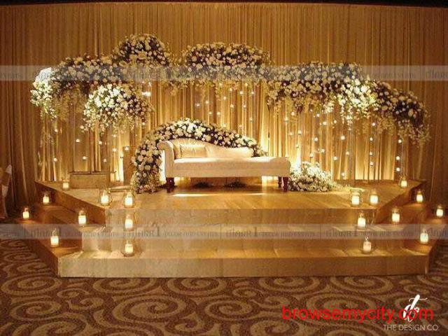 Best Luxury Wedding Organizers in Delhi – The Design Company - 4/5