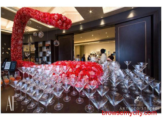 Best Luxury Wedding Organizers in Delhi – The Design Company - 5/5
