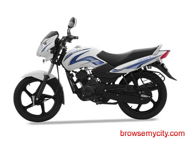 Check New TVS Bike Prices, Models, Specification at Droom Discovery - 1/1