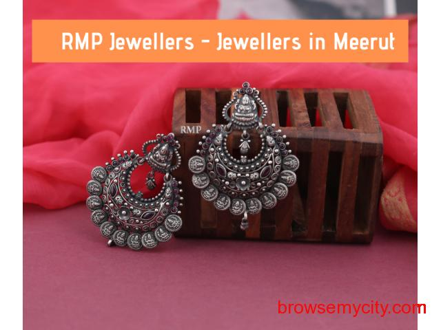 Buy Elegant Silver Items From RMP, A Silver Jeweller in Meerut - 1/1