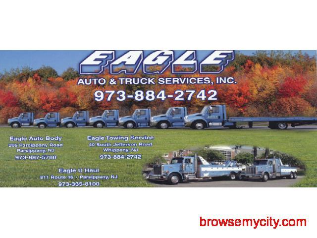 EAGLE AUTO & TRUCK SERVICES - 1/2