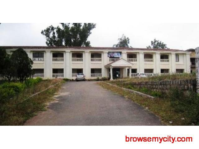 Get Hotel Mayura Adilshahi (KSTDC) in,Bijapur with Class Accommodation. - 1/4