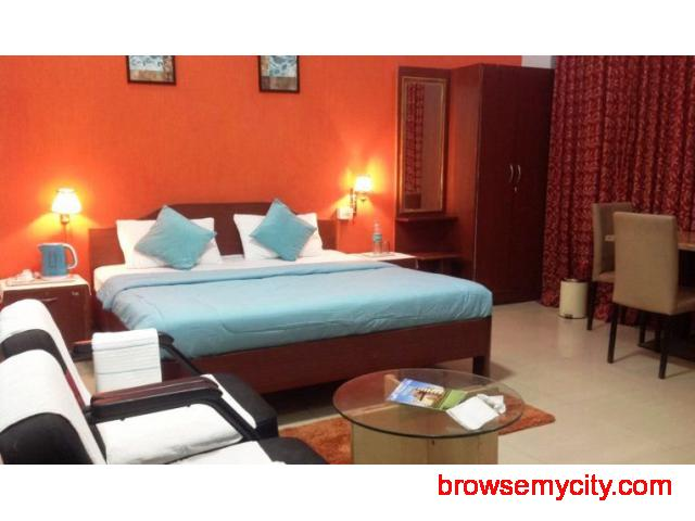 Get Hotel Mayura Adilshahi (KSTDC) in,Bijapur with Class Accommodation. - 3/4