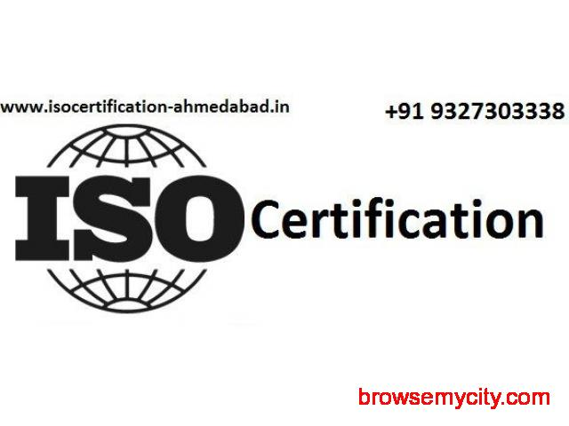 Get ISO certification in Ahmedabad - 1/1