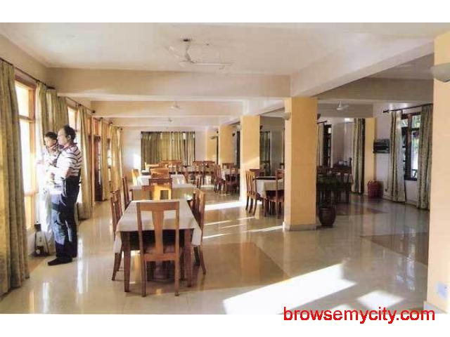 Get The Lake View Hotel(HPTDC) in,Bilaspur with Class Accommodation. - 4/4