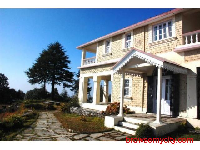 Get Tree Of Life Grand Oak Manor in,Binsar with Class Accommodation. - 1/4