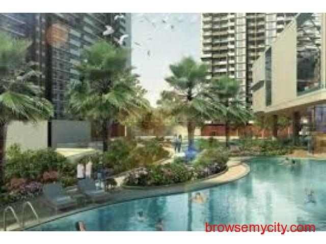 M3M Sky City Luxury 2/3 BHK At Golf Course Ext. Road*8800400549* - 1/6