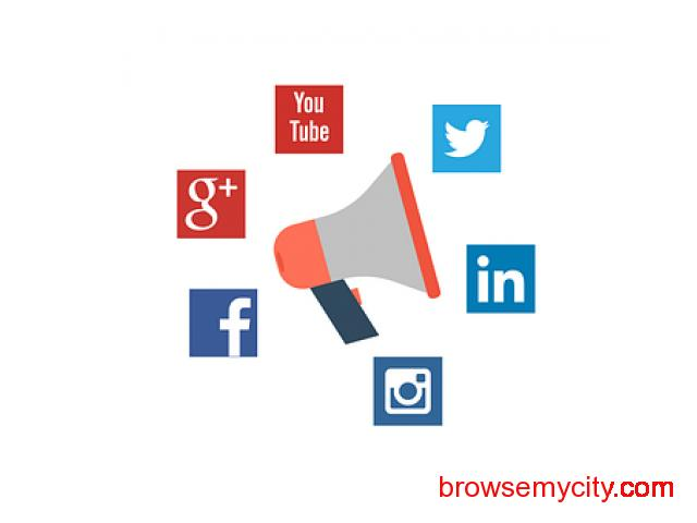 Social Media Marketing Services in India - 1/1