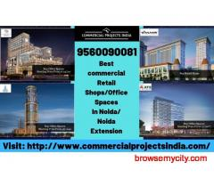 Office spaces in Noida , Noida Extension and Greater Noida (West)| call Now 9560090081