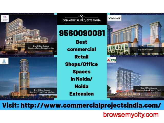 Office spaces in Noida , Noida Extension and Greater Noida (West)| call Now 9560090081 - 2/2