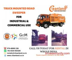 Cleanland TRUCK MOUNTED Sweepers